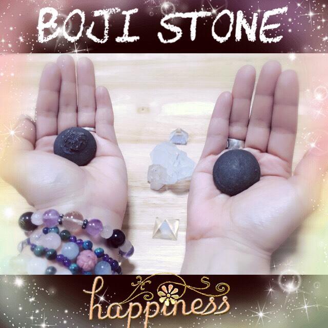 【続】Boji Stoneヒーリングの感想