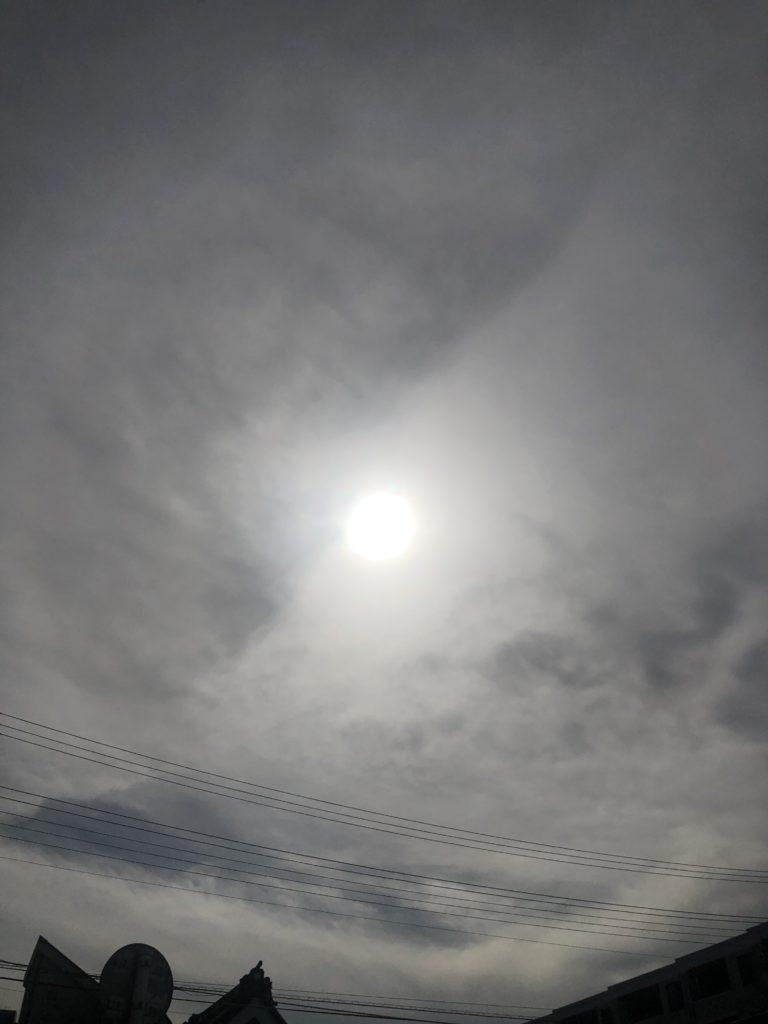 太陽からのメッセージ